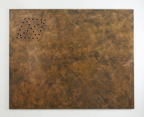 NARI WARD, Breathing Panel: Oriented Left, 2015