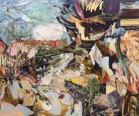 赫爾南·å·´æ–¯ The coming solitude, 2010