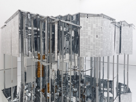LEE BUL, Via Negativa II, 2014