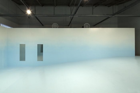 Pivot Points V: Teresita Fernández, Installation view Museum of Contemporary Art, North Miami, 2011