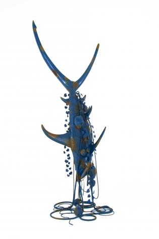 ASHLEY BICKERTON Blue Shark, 2007