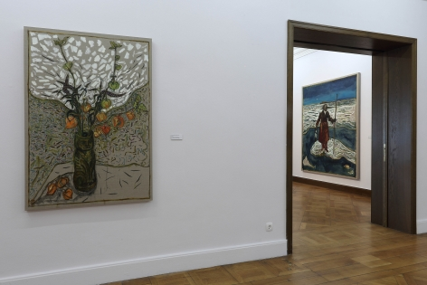 Billy Childish, incomprehensible but certainly