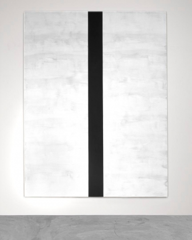 MARY CORSE Untitled (Black, White), 2015