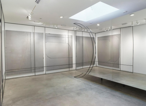 LIU WEI Installation view 4