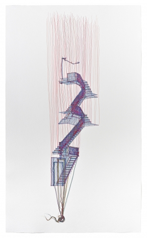 DO HO SUH, Staircase/s, 2019