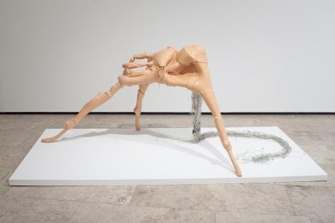 李昢 Ein Hungerkünstler, 2004