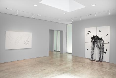 Nicholas Hlobo, Ulwamkelo installation view 4