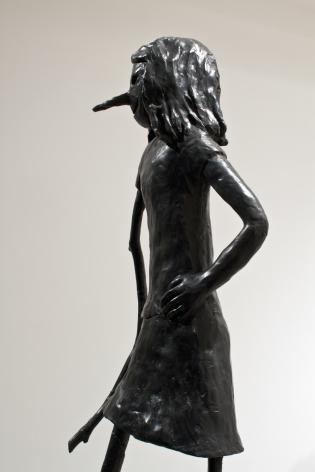 """克拉拉·å…‹èŽ‰æ–¯å¡""""洛娃 Skinny Girl, 2011"""
