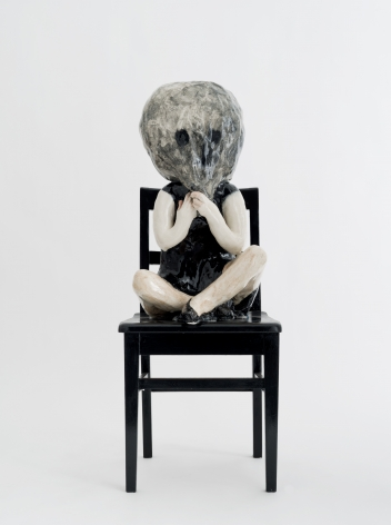 "克拉拉·å…‹èŽ‰æ–¯å¡""洛娃 She's got a good head, 2010"
