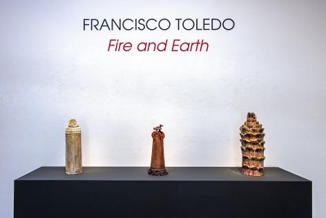 Francisco Toledo: ceramics