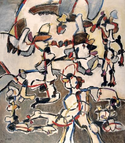 Malabaristas, 1995