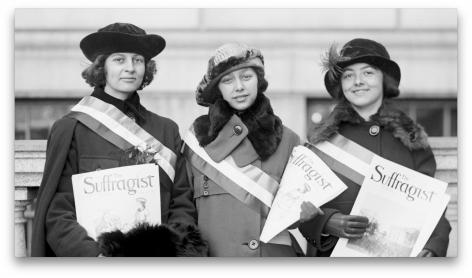 """Clip 7 - """"Soul of America"""" - Women's Suffrage (6:40)"""