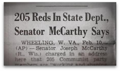 """Clip 4: """"Soul of America"""" - The McCarthy Era (4:49)"""