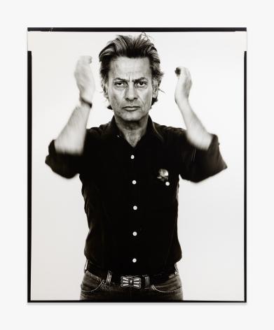 Richard Avedon Self-portrait, Photographer, Provo, Utah, August 20, 1980