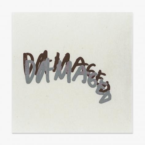 Walter Dahn Double Damage