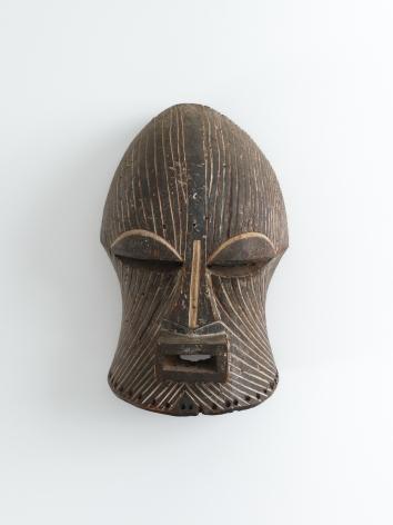 Songye Kifweb Mask, Congo