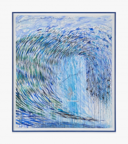 Raymond Pettibon No Title (We devoutly hope…)