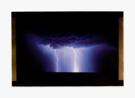 Jack Goldstein Untitled (Lightning)