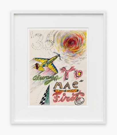 "H.C. Westermann 35 Air Races Always To ""Mac"" First, 1968"