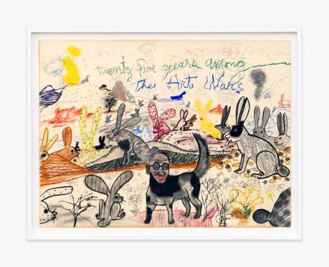 Various Artists Twenty Five Years Among the Art Wars, 1978