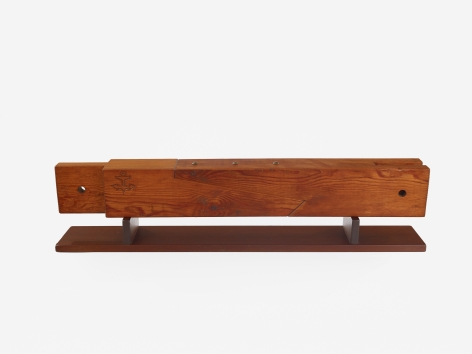 H.C. Westermann Scarf Joint, 1970