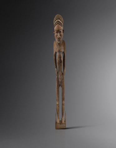 Sawos, Male Ancestral Statue Middle Sepik, Papua New Guinea ​TRIB025