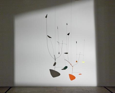 Calder Shadows Untitled