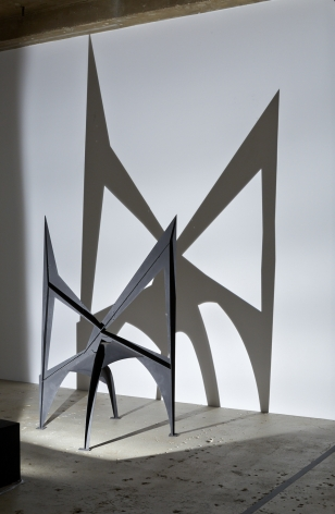 Calder Shadows Morning Cobweb (Intermediate Maquette)