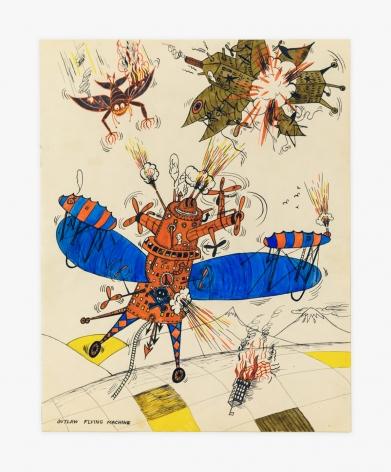 H.C. Westermann Outlaw Flying Machine, n.d.