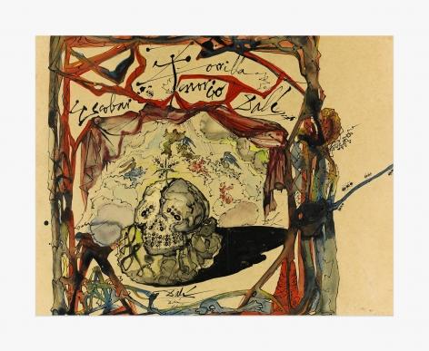 Salvador Dali Cartel des Don Juan Tenorio