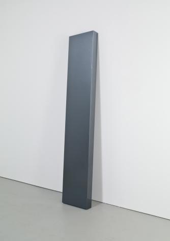 Sculpture by John McCracken titled Arcturian, from 2003