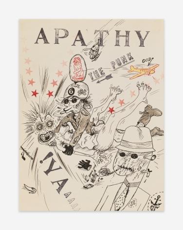 H.C. Westermann Apathy, 1963