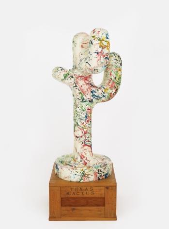 H.C. Westermann Texas Cactus, 1979-80