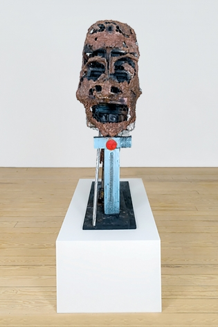 Huma Bhabha Legs, and Arms, and Heads, 2008