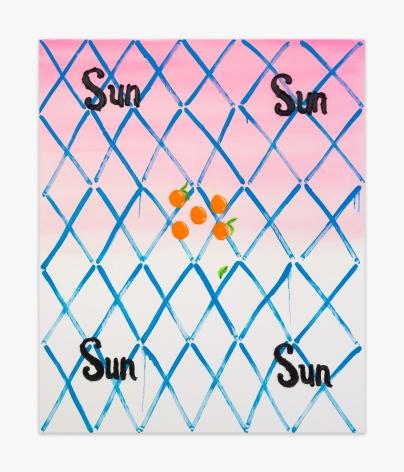 Jason Stopa The Sun Rises Twice (Sunkist), 2016