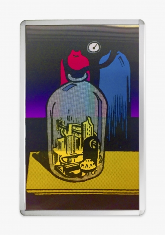 Mike Kelley Lenticular 15, 2007