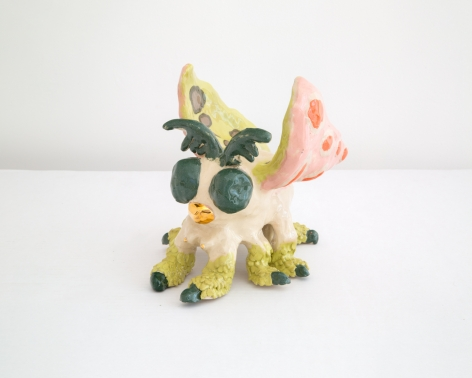 Ceramic sculpture by Katie Stout from 2021