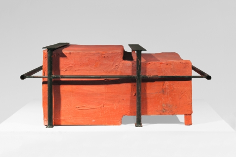 Franz West Untitled (Tischskulptur), 1985
