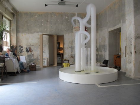 Berlin, Cloud Canyons: kinetic works & cosmic propulsions, Another Vacant Space, 2012