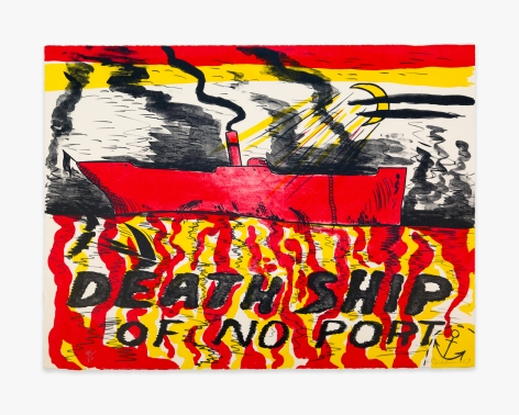 H.C. Westermann Death Ship of No Port, 1967