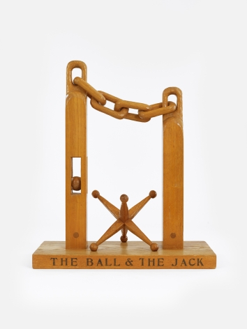 H.C. Westermann The Ball and the Jack, 1965