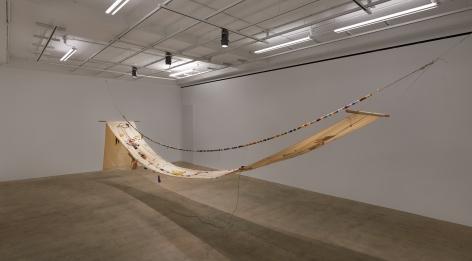 Installation view of I Am An Enigma Even To Myself, New York, Venus Over Manhattan, 2016