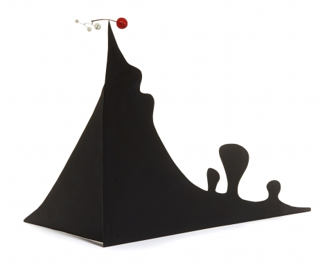 Alexander Calder The Mountain, 1960