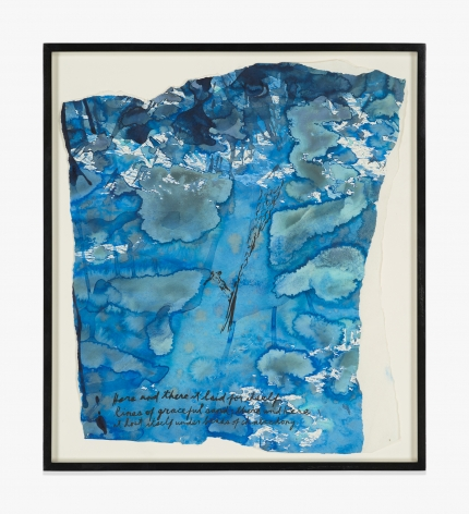 Raymond Pettibon No Title (Here and there…)