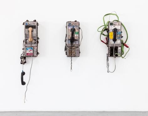 Jason Matthew Lee bruteforcephreak (untitled, suicide, and concrete_island), 2017