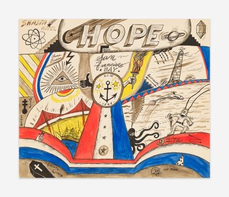 H.C. Westermann Hope, 1964