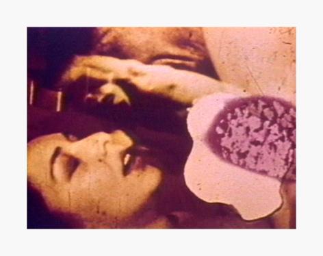 Carolee Schneemann Fuses, 1964-66