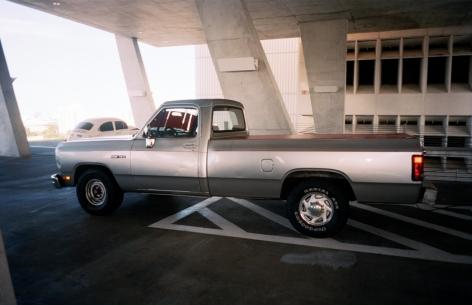 Piston Head Virginia Overton Truck