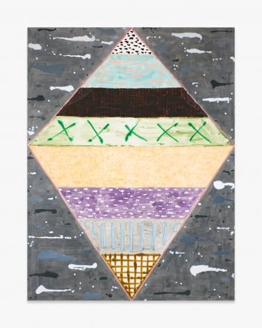 Rebecca Morris Untitled (#02-13)