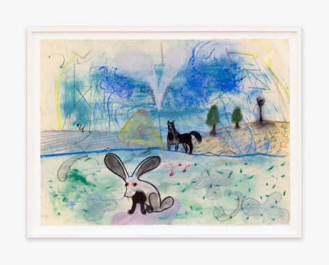 Roy De Forest Untitled, 1978